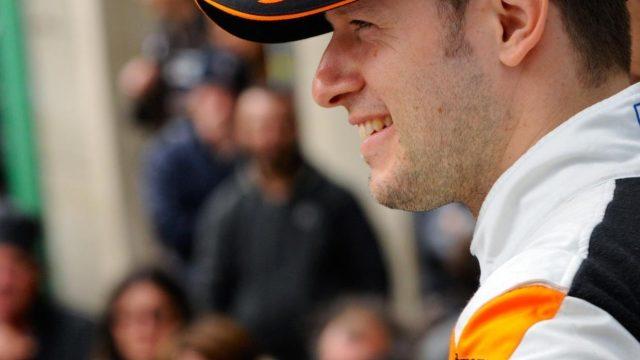 Giacomo Ciucci festeggia 15 anni di carriera al mondiale Rally Italia Sardegna