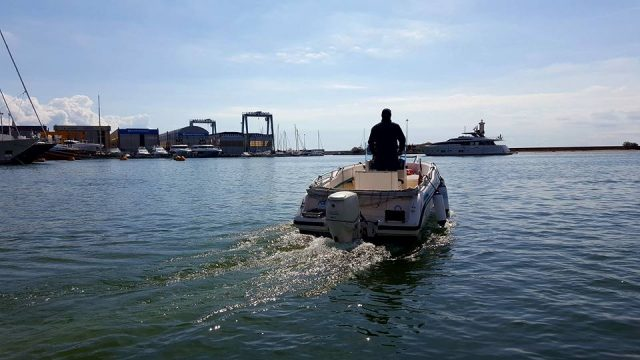 Devi fare la visita per la patente nautica? Vieni da noi!