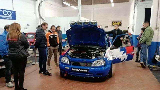 Corsi di prima licenza per conduttori Rally